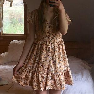Mura Boutique Womens Small Summer Dress
